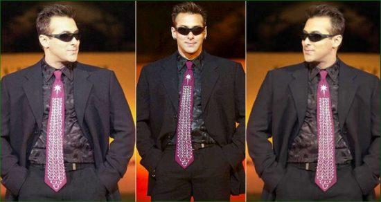 Satya Paul Design Studio Suashish — самый дорогой галстук в мире