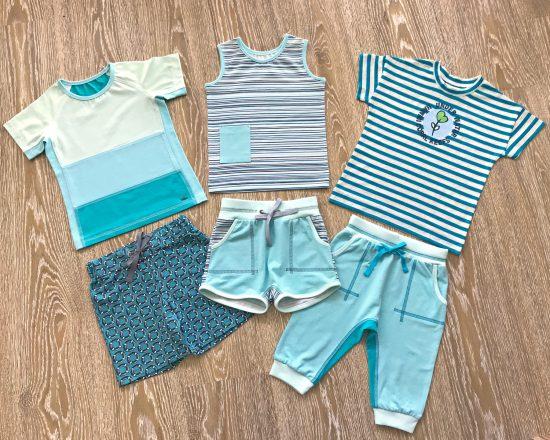 Одежда для самых маленьких своими руками