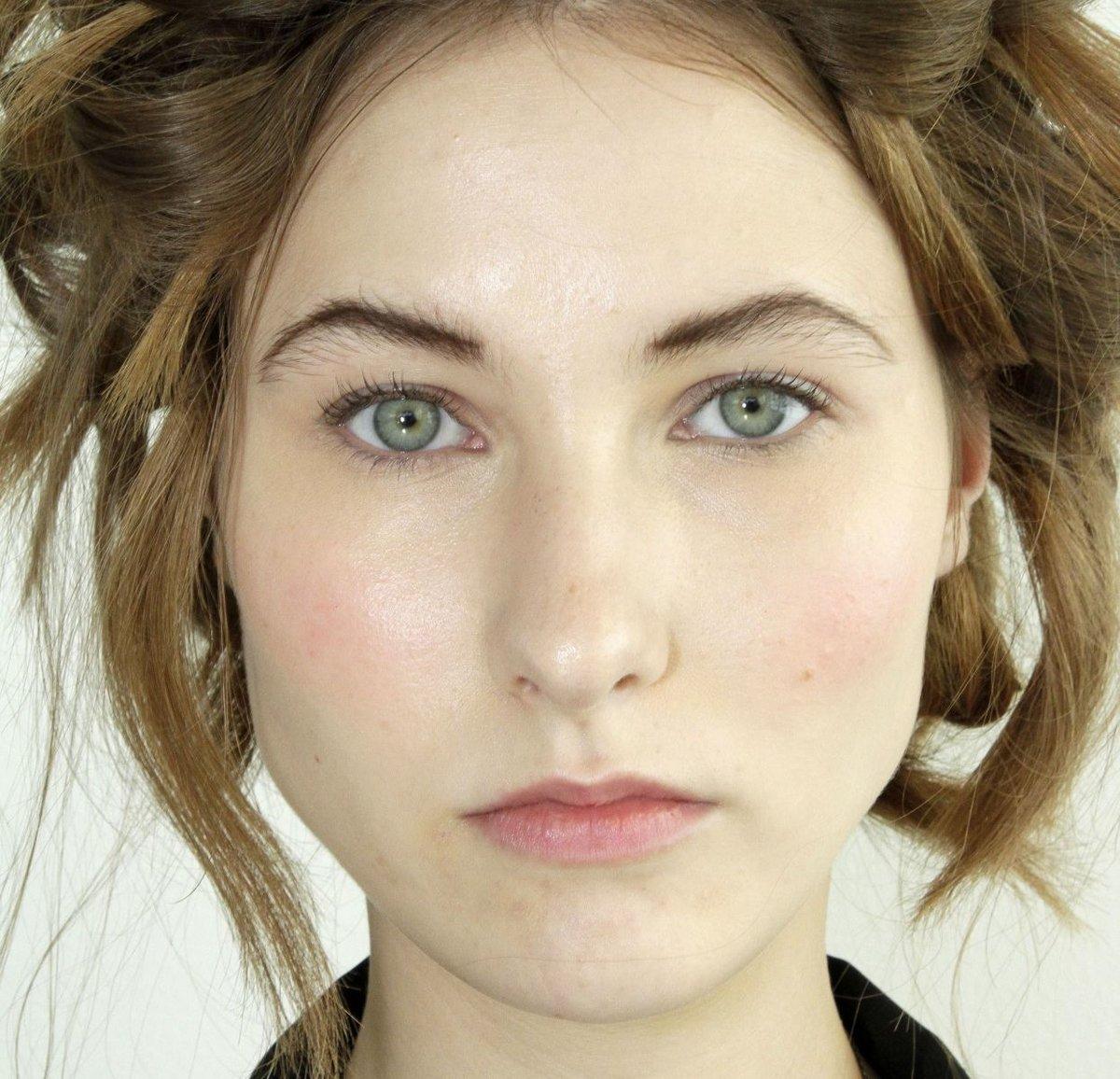 Натуральная красота девушки фото без косметики