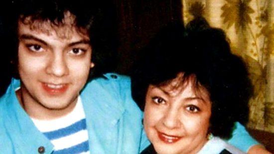 Киркоров с мамой
