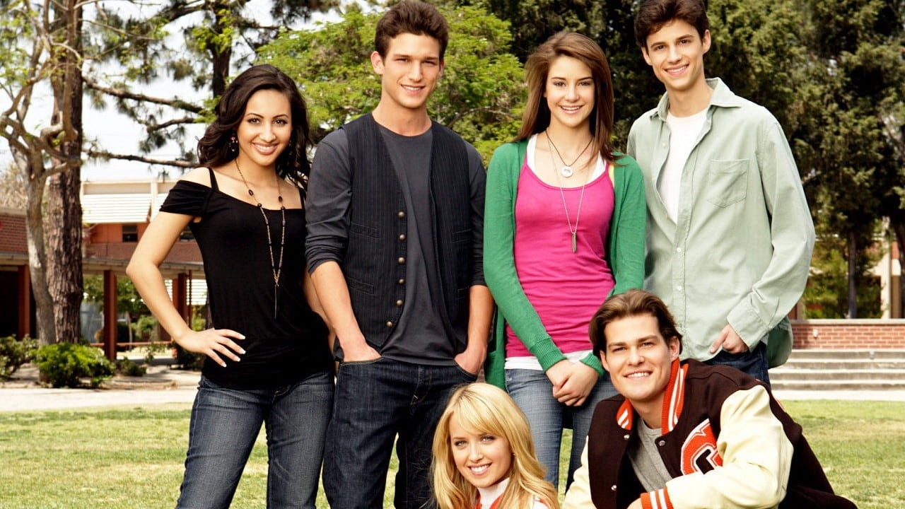 The teen series
