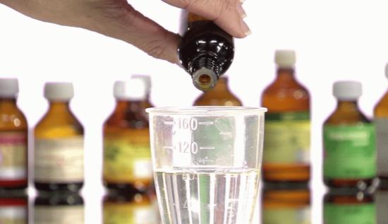 Спиртсодержащие компоненты (Alcohol)