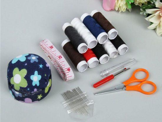 Инструменты и материалы для шитья