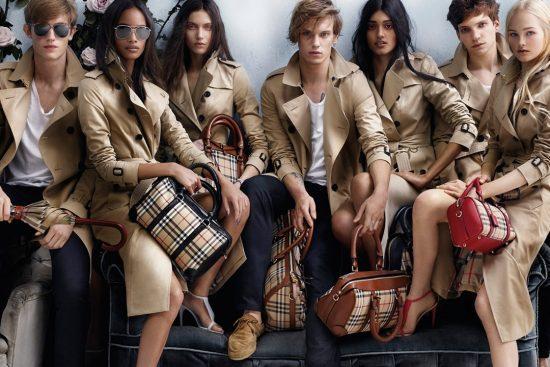 Одежда бренда Burberry London