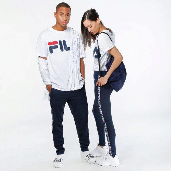 Одежда бренда FILA