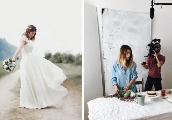 Невеста стала женой, ведущей кулинарный блог