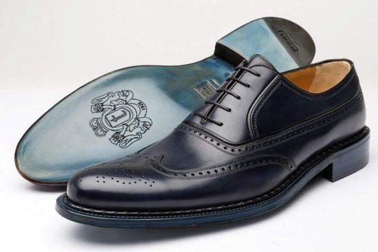 мужские туфли A.Testoni