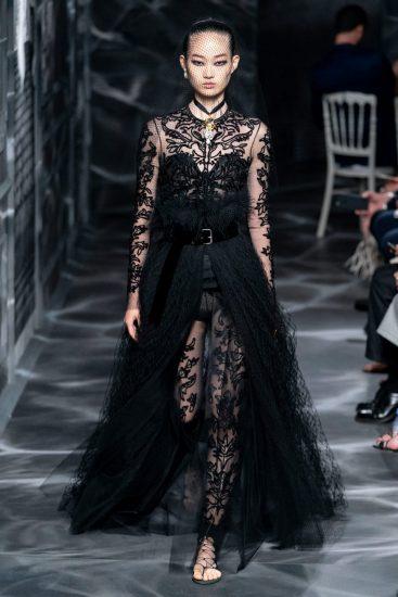 Наряд от Dior