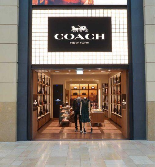 Магазин Coach