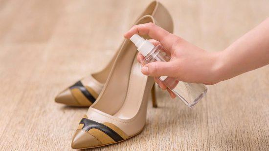 Обработка туфель