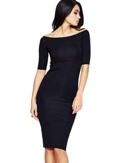 Чёрное платье