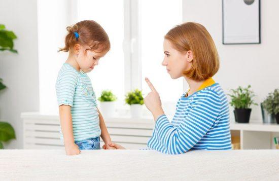 Беседа матери с дочерью