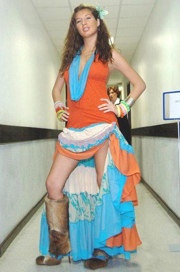 Кети Топурия в 2005 году