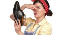 Резиновый запах от обуви