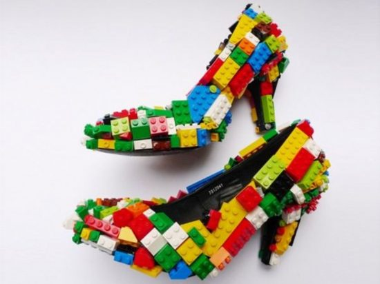 Туфли-лего