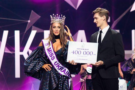 Мисс Украина — 2019