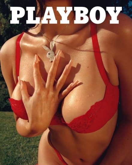 Обложка Playboy