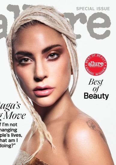 Леди Гага на обложке глянца