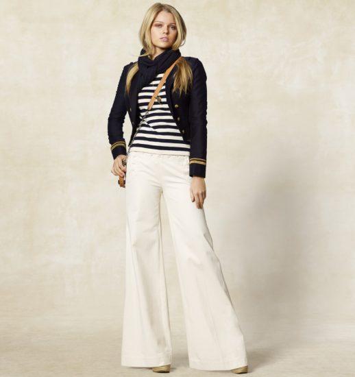 брюки которые стройнят фигуру