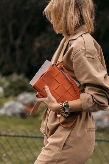 Фактурная сумочка