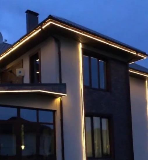 Дом Юлии Костюшкиной