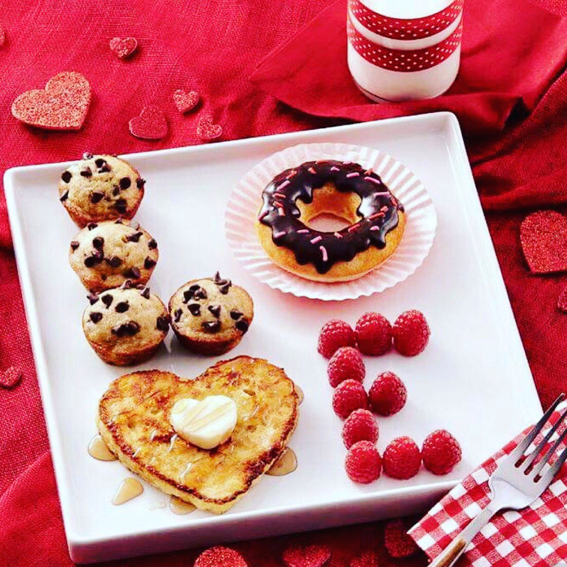 праздничный завтрак для любимого рецепты с фото поделку смастерили вместе