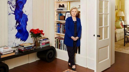 дом хиллари клинтон