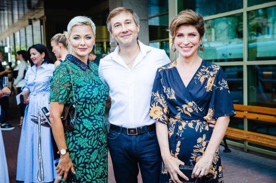 Дарья Повереннова и Светлана Камынина