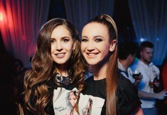 Анна и Ольга Бузовы