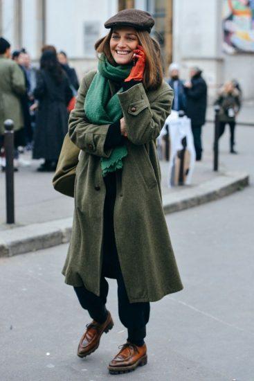 что носить в питере осенью