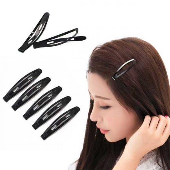Заколки-хлопушки для волос