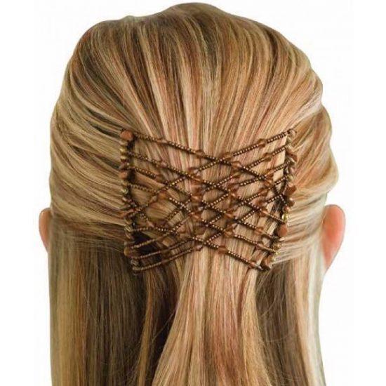 Элегантная заколка для волос