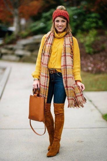 что носить ранней осенью