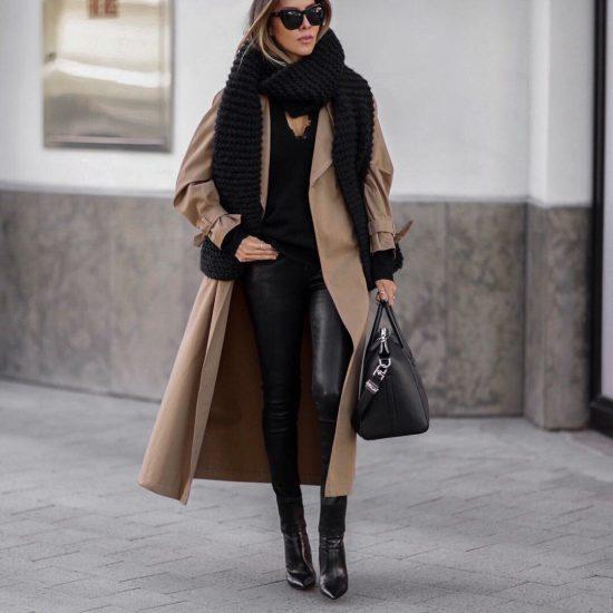 что модно носить осенью 2019