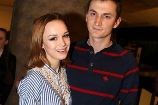 Диана Шурыгина и Андрей Шлянин