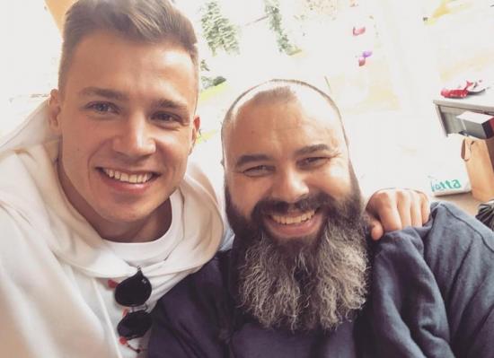 Олег Майями и Максим Фадеев