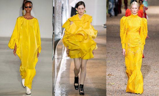 Жёлтые вещи