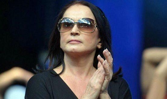София Ротару без макияжа и Фотошопа