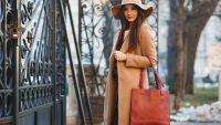 Пальто на фигуру груша: советы по выбору