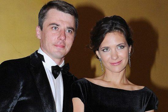 Игорь Петренко женой Катей