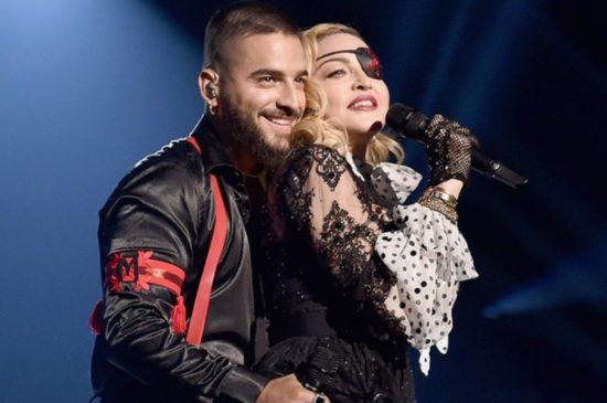 Мадонна без фотошопа