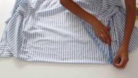 Мастер-класс по увеличению размера мужской рубашки