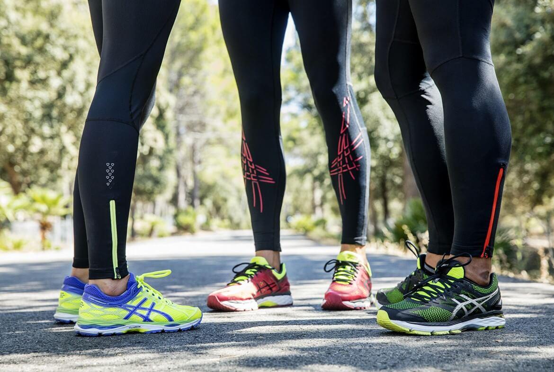 Производители кроссовок для спорта