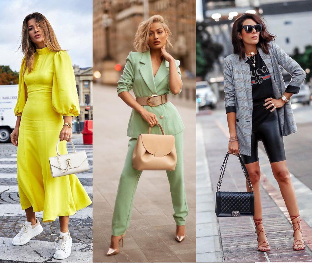 Тренды одежды сезона 2021-2022: подборка самых актуальных цветов, моделей и стилей